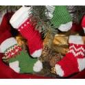Christmas Mini Stockings Pattern