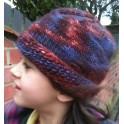 Alina Kolibri Wool Hat Pattern
