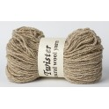 Isabelline Twister Wool Yarn