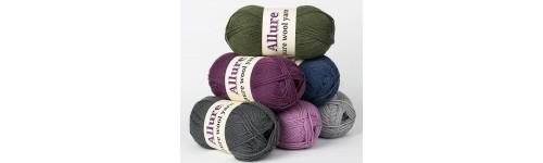 Allure Wool Yarn