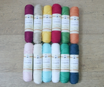 Coquette Cotton Yarn